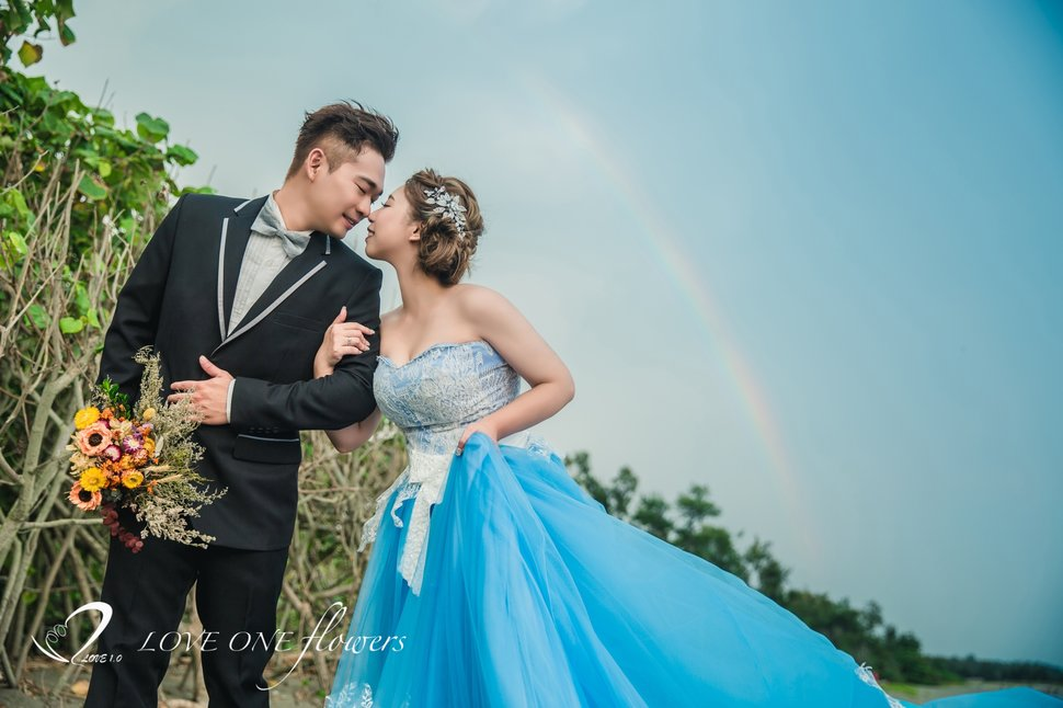 愛意乾燥花花束推薦21 - 高雄婚紗愛意婚紗攝影工作室《結婚吧》