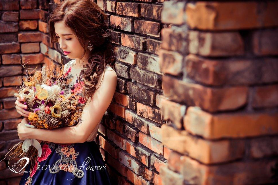 愛意乾燥花花束推薦27 - 高雄婚紗愛意婚紗攝影工作室《結婚吧》