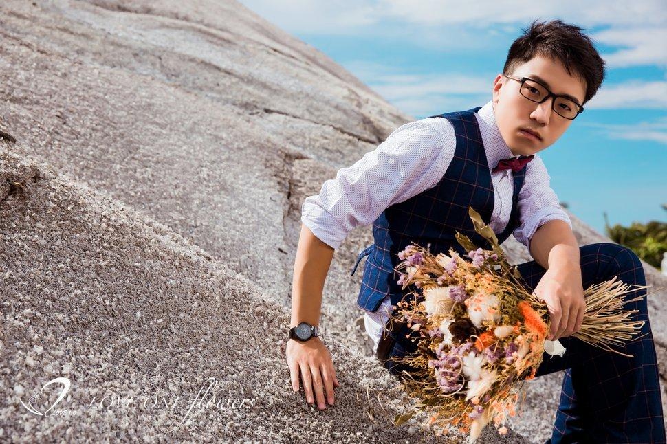 愛意乾燥花花束推薦28 - 高雄婚紗愛意婚紗攝影工作室《結婚吧》