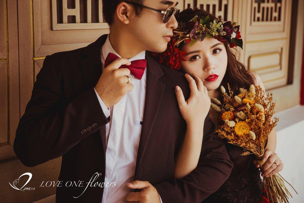 愛意乾燥花花束推薦46 - 高雄婚紗愛意婚紗攝影工作室《結婚吧》