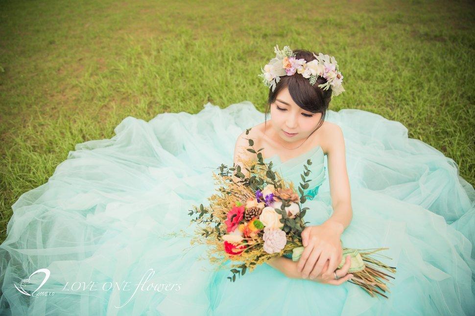 愛意乾燥花花束推薦53 - 高雄婚紗愛意婚紗攝影工作室《結婚吧》