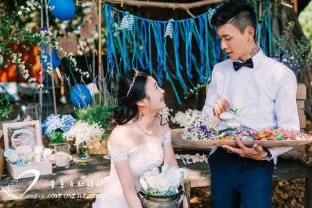 婚禮紀錄|婚攝|戶外婚禮