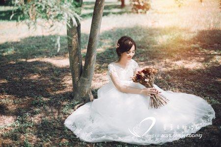 高雄婚紗|自助婚紗|美術館婚紗拍攝|愛意婚紗
