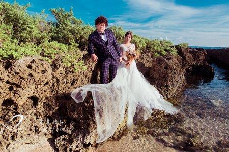 高雄婚紗 | 墾丁自助婚紗 | 墾丁婚紗照推薦