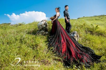 高雄婚紗 | 墾丁拍婚紗 | 墾丁婚紗照推薦