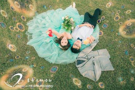 高雄婚紗|自助婚紗|台南婚紗拍攝|愛意婚紗