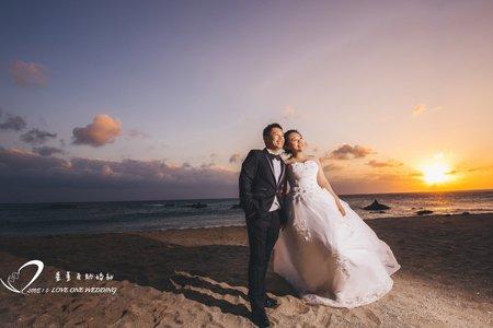 墾丁婚紗景點推薦|愛意婚紗攝影工作室