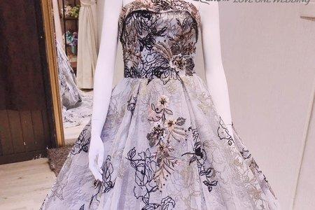 婚紗禮服/全新款禮服/手工婚紗