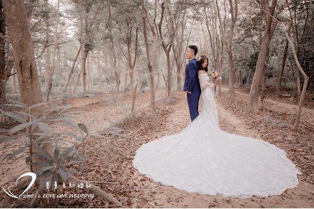 台南婚紗景點|愛意婚紗攝影工作室