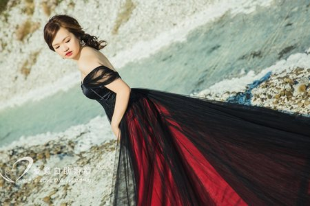 台南鹽山婚紗照|愛意自助婚紗|高雄婚紗攝影工作室