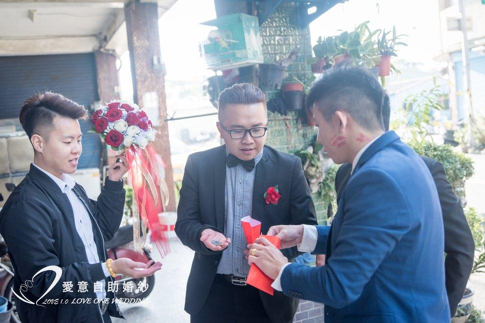 高雄婚禮紀錄推薦愛意1316 - 高雄婚紗愛意婚紗攝影工作室《結婚吧》