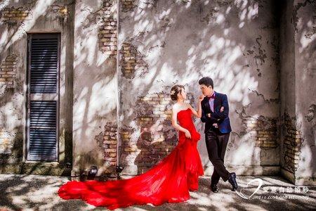 |高雄婚紗照|高雄景點推薦|愛意婚紗攝影工作室