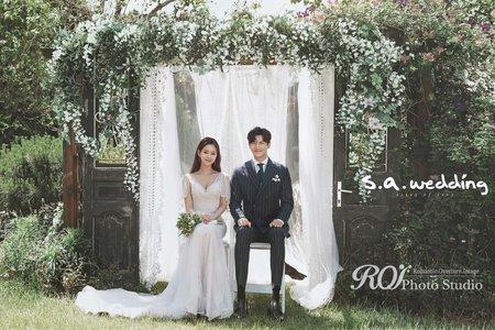 韓國婚紗攝影▸完整包套◂