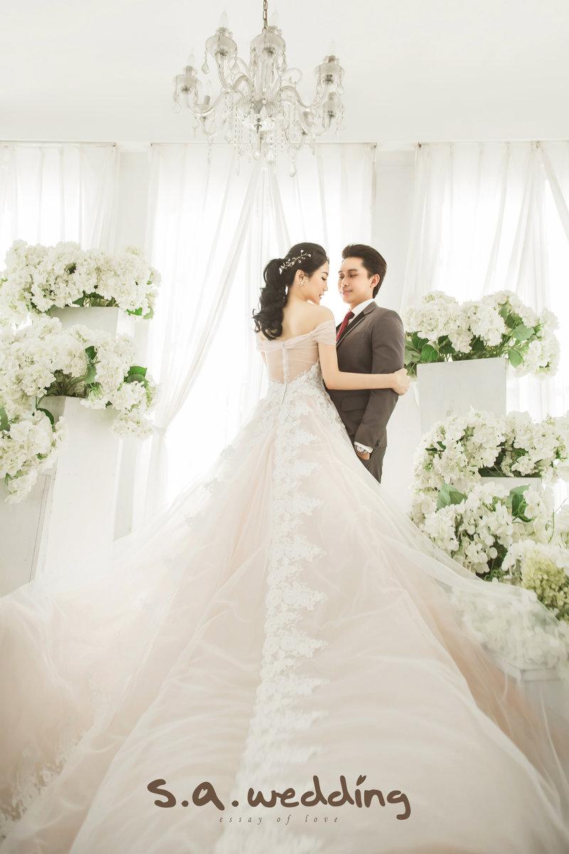 台灣婚紗攝影▸棚拍/戶外◂作品
