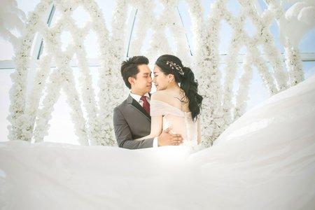 台灣婚紗攝影▸棚拍/戶外◂