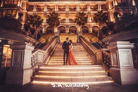 海外婚紗攝影▸到香港拍韓式🇰🇷婚紗◂