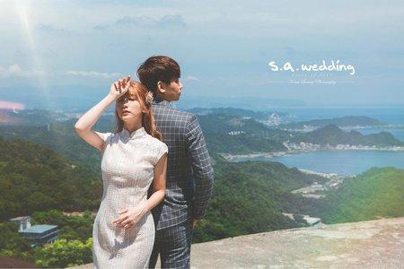 台灣婚紗攝影▸全戶外◂