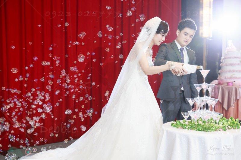 結婚新娘整體造型作品