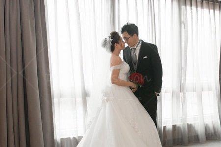 文定新娘整體造型