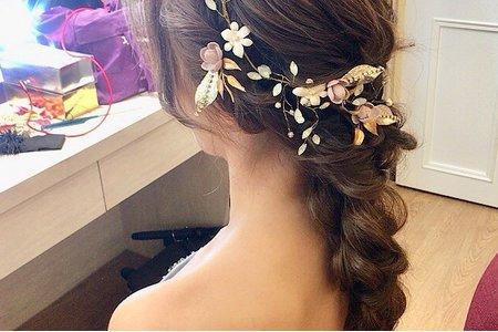 Debbie Fashion Studio 新娘髮妝造型