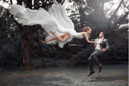 萊恩原創漂浮婚紗
