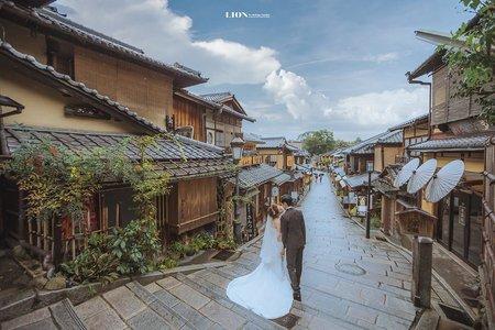 萊恩海外婚紗:日本京都⛩️