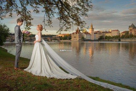 萊恩海外婚紗:捷克布拉格