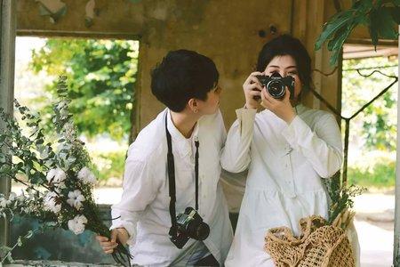 小清新輕婚紗/同性婚姻
