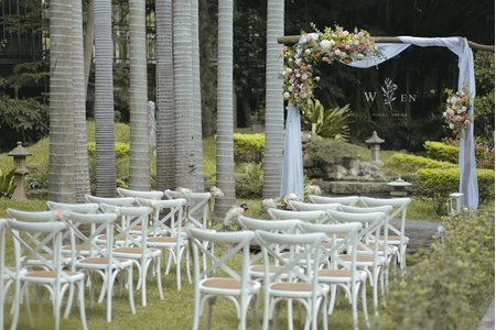 婚禮視覺佈置