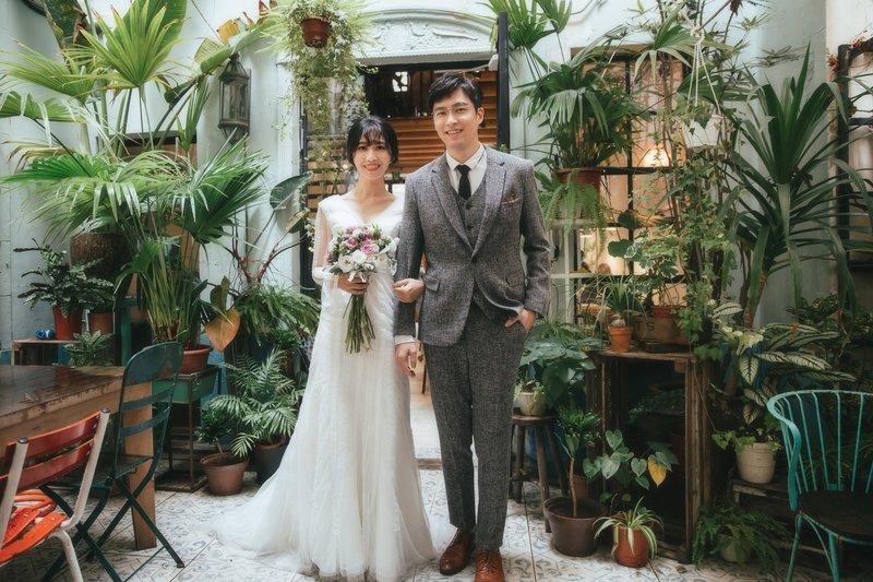 環保婚禮,沒有垃圾的婚禮,綠色婚禮,結婚零汙染