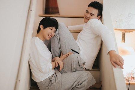 生活感寫真 | Yao & Jai (度比)