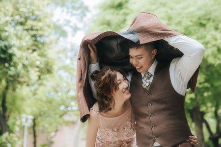 自助婚紗 | Jeffrey & Elain (度比)