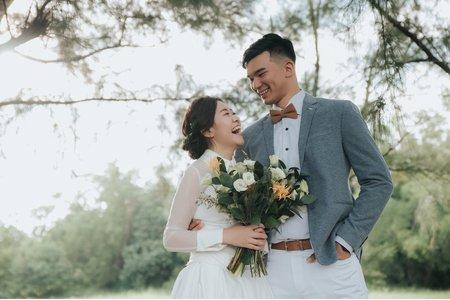 自助婚紗 | Winny & Ben (度比)