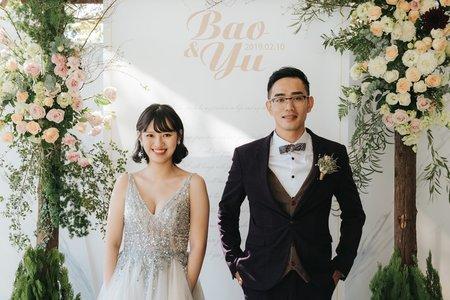 婚禮紀錄 | 西港慶安活動中心(度比)