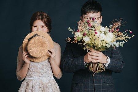 自助婚紗 | Chester & Jenny(度比)