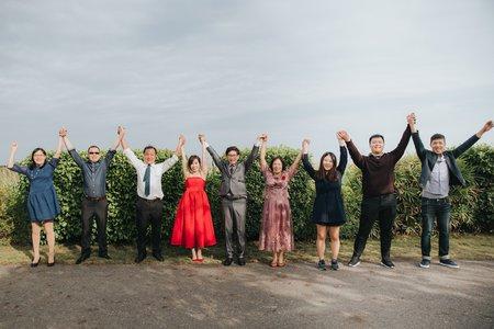 婚禮紀錄 |  台南七股流水席午宴(度比)
