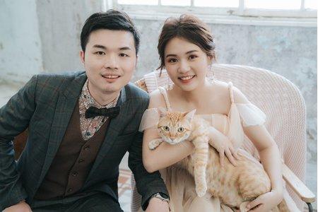 自助婚紗 | Tony & Irene(度比)