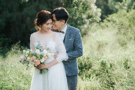 自助婚紗 | Andy & Irene(度比)