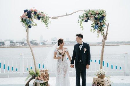 婚禮紀錄 | 玄饌宴會館(度比)