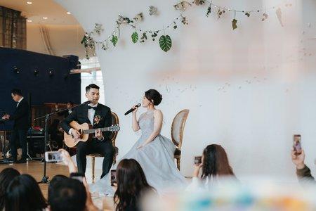 婚禮紀錄 | VVG food play 好樣食藝 臺中歌劇院(度比)