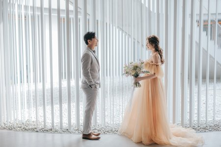 自助婚紗 | Gary & Katelyn(度比)