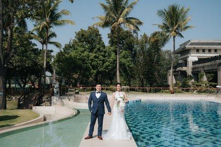 婚禮紀錄 | 江南渡假村(度比)