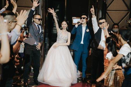 婚禮紀錄 | 東東宴會式場(度比)