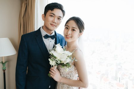 婚禮紀錄 | 寒軒國際大飯店(度比)