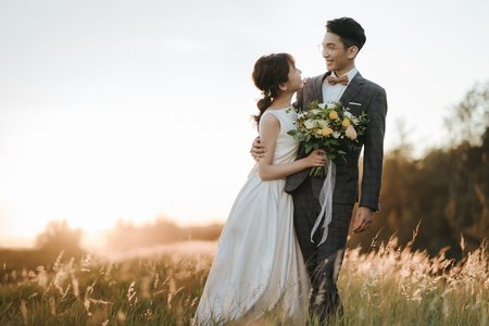 自助婚紗 | Alan & Angel(度比)
