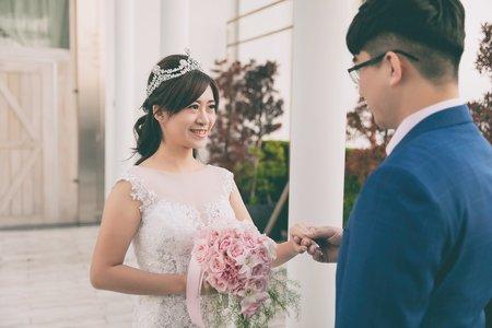 [婚攝]台中萊特薇庭 | 宴客 | 類婚紗