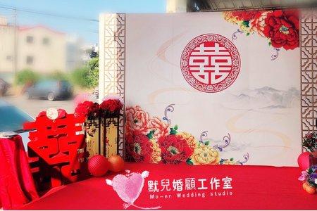 中國風-富貴牡丹