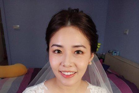 公主風新娘