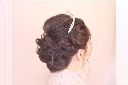 韓風白皙新娘
