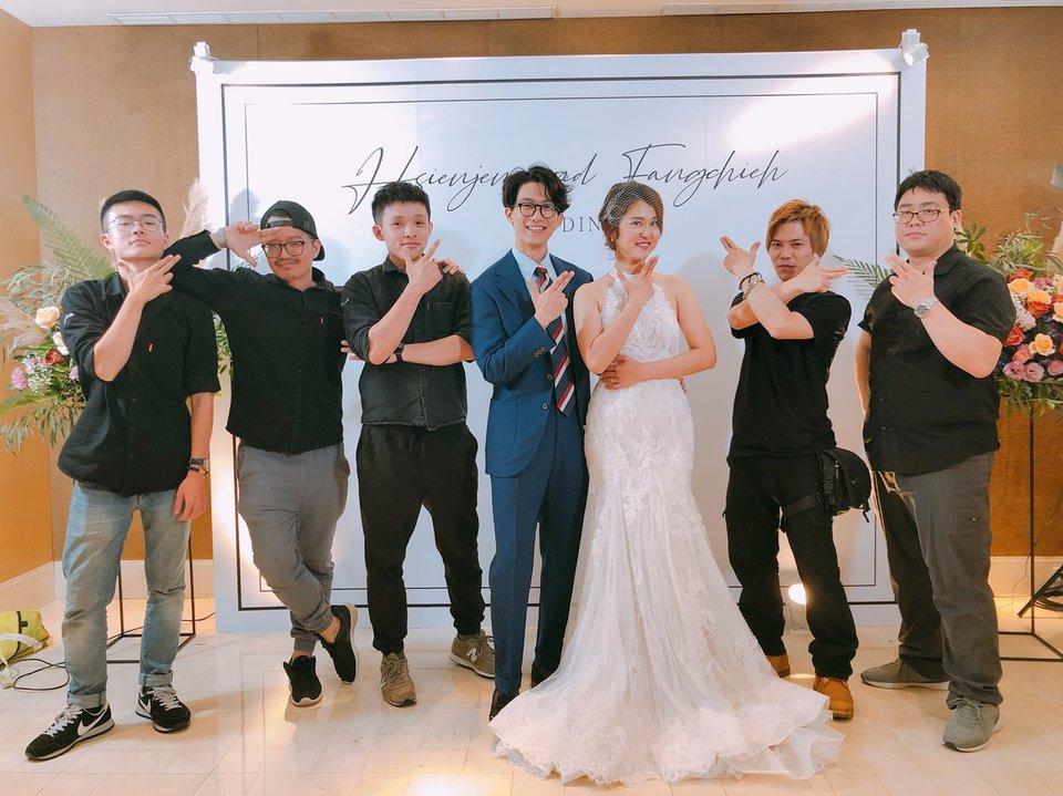 [推薦] 萊克婚禮影像團隊
